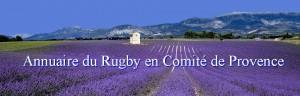 Annuaire du rugby en comité de Provence et Côte d'Azur Corse de rugby