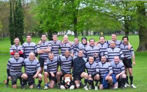 Tournée Cardiff 2013 - Bandarlogs