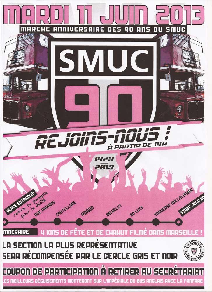 Le SMUC fête ses 90 ans