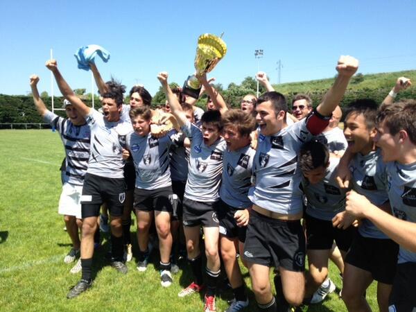 Les cadets du SMUC remportent le Challenge du Sud-Est