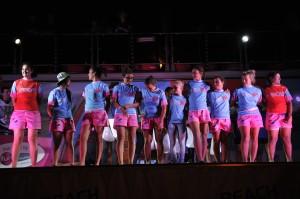 Beach Rugby Tour, les filles de Pierrelatte gagnet au grau du Roi