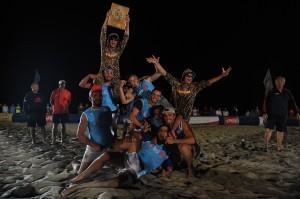 Gignac remporte le Beach Rugby Tour 2013
