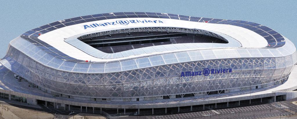 Stade Allianz Arena Nice