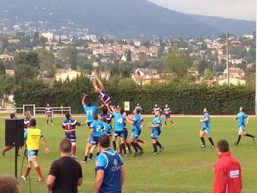 RO Grasse / Chateaurenard 26/10/2014
