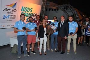 Marseille Capitale Européenne du Sport 2017