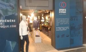 Magasin Sports D'Epoque Terrasse du Port Marseille