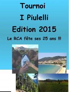 25e édition du Tournoi I Piulelli d'Ajaccio