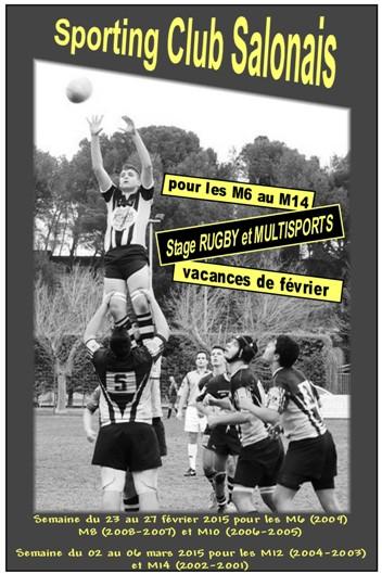 Stade Rugby SC Solonais