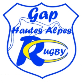 GAP HAUTES ALPES RUGBY