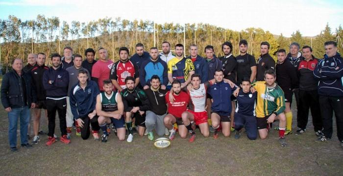 Sélection Moins 26 ans Comité Côte d'Azur de Rugby
