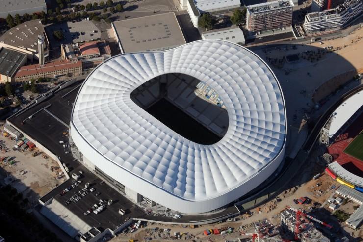 Marseille accueillera les finales de Coupe d'Europe 2020