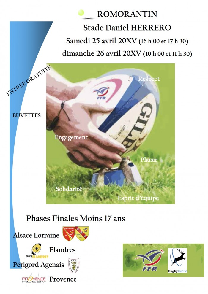 Finales COUPE TADDEI M17 Provence