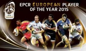 Steffon Armitage Joueur EPCR de l'année 2015 ?