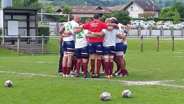 ROL Grasse / Rumilly, 8e de finale du Championnat de France de Fédérale 2