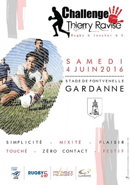 Tournoi THIERY RAVISE du 04 juin 2016 à Gardanne