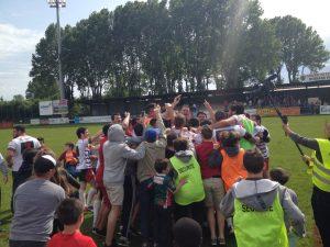 Résultats championnat de France Fédérale 2: Nîmes accède à la Fédérale 1 / Crédit photo FranceBleuGardLozère