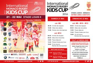 Tournoi International Kids Cup de Monaco