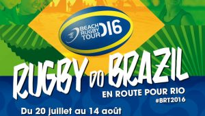 4e titre pour les Minots de Provence lors du Beach Rugby Tour