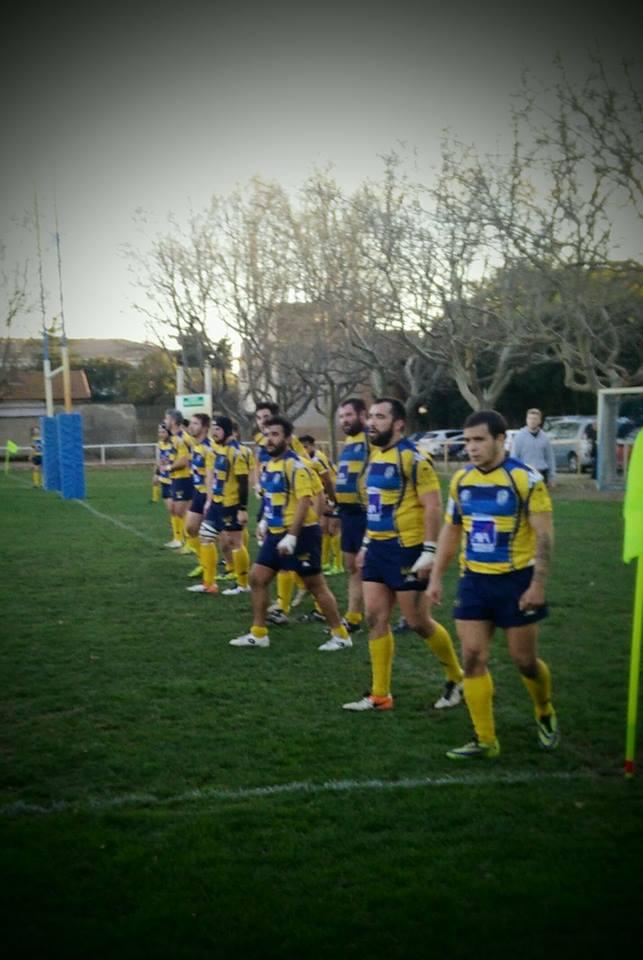 Championnat Provence PH : RCArles-RC Cevenol:24/19 - Crédit Photo RCA