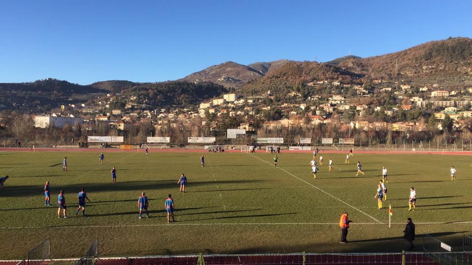 1ère série Provence. Digne /Gap 60-10. Crédit Photo Digne Rugby