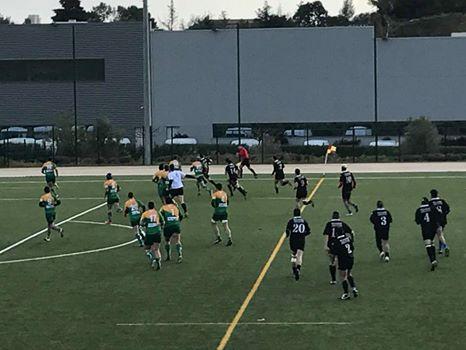 Championnat 22 janvier 2017 - RC Ollioules / RC Argens : 28-21 - Crédit Photo RCO