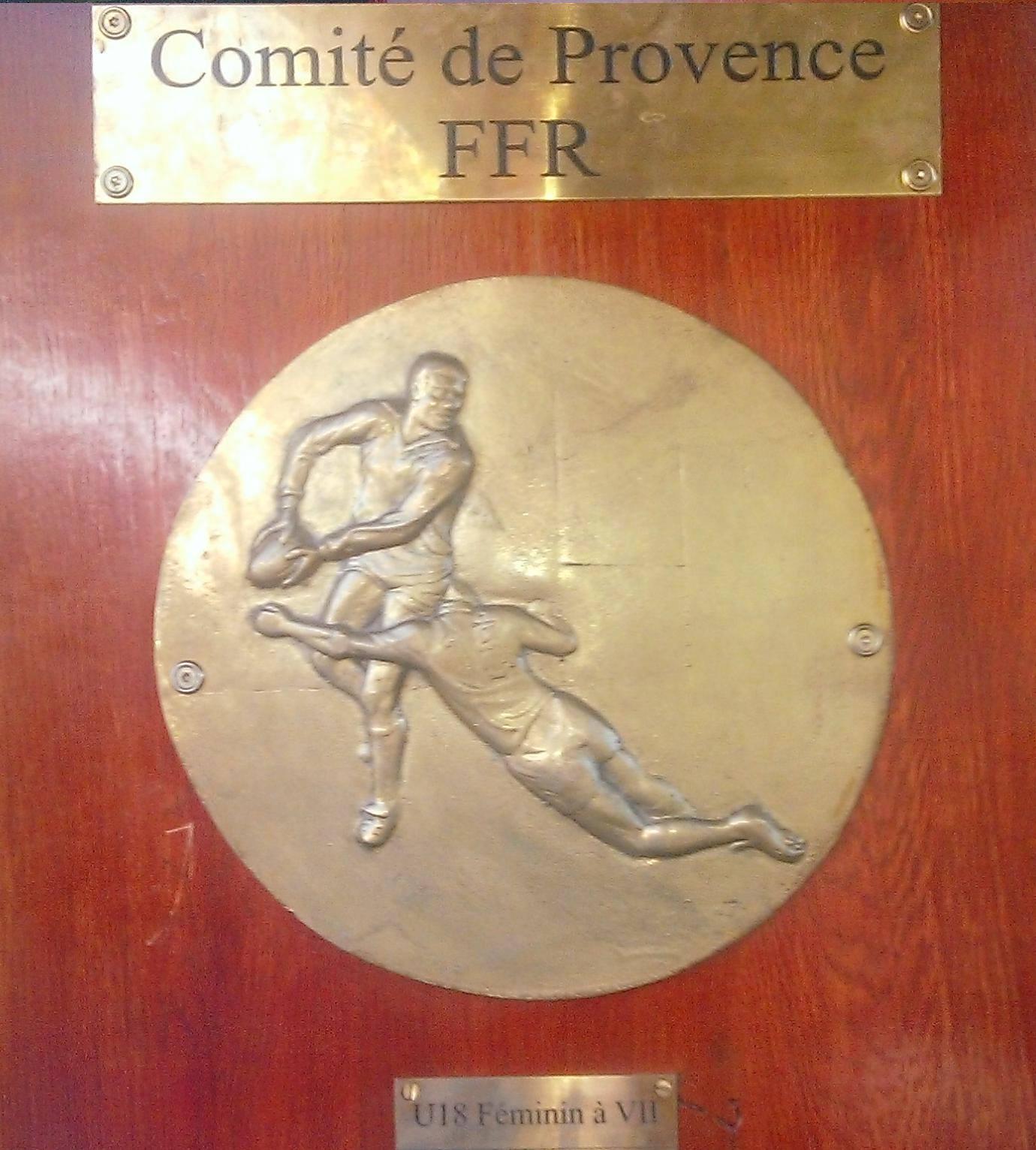 Finales territoriales comité de Provence 2017