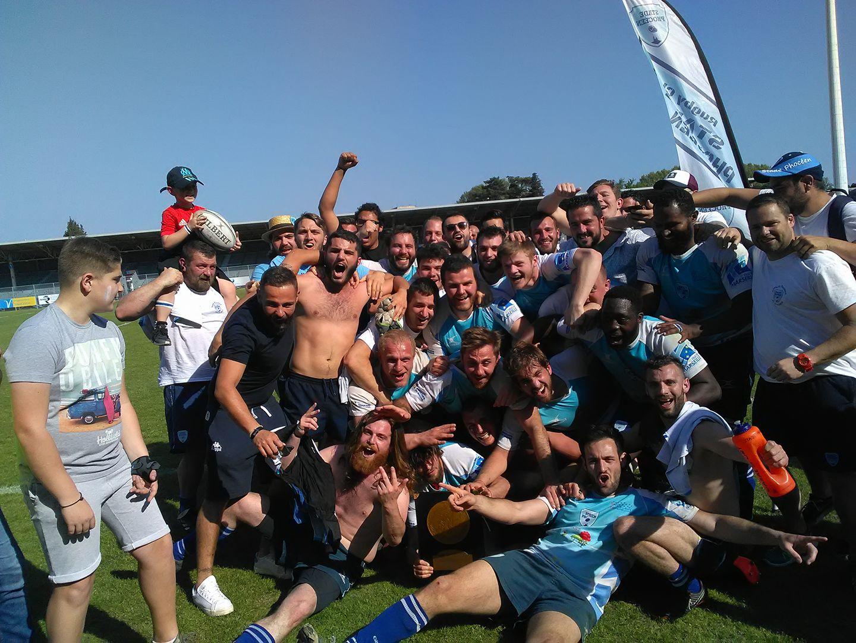 Stade Phocéen Champion Provence 2018