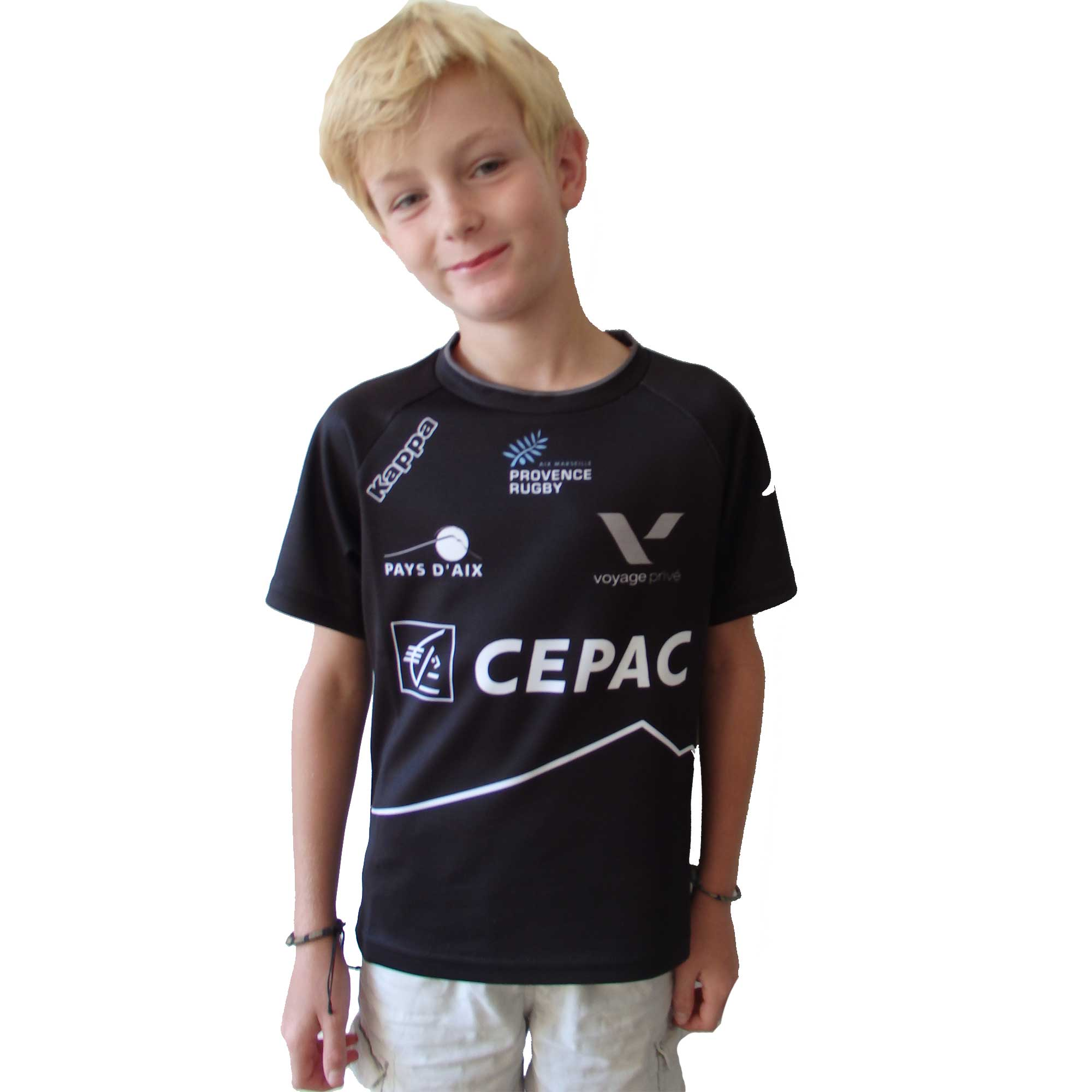 Maillot Replica 2018/2019 Provence Rugby - Enfant