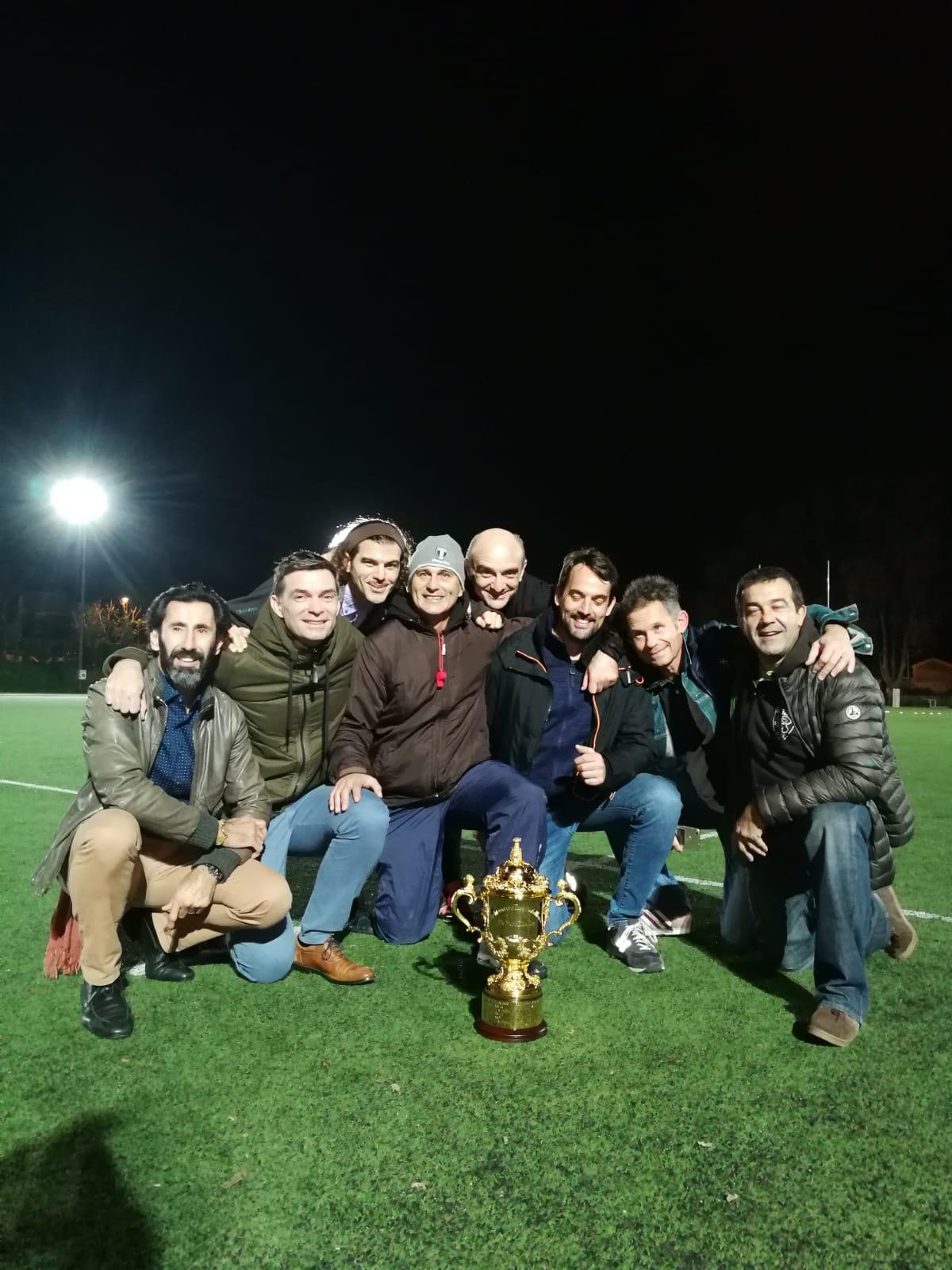Le Trophée Webb Ellis à Marseille