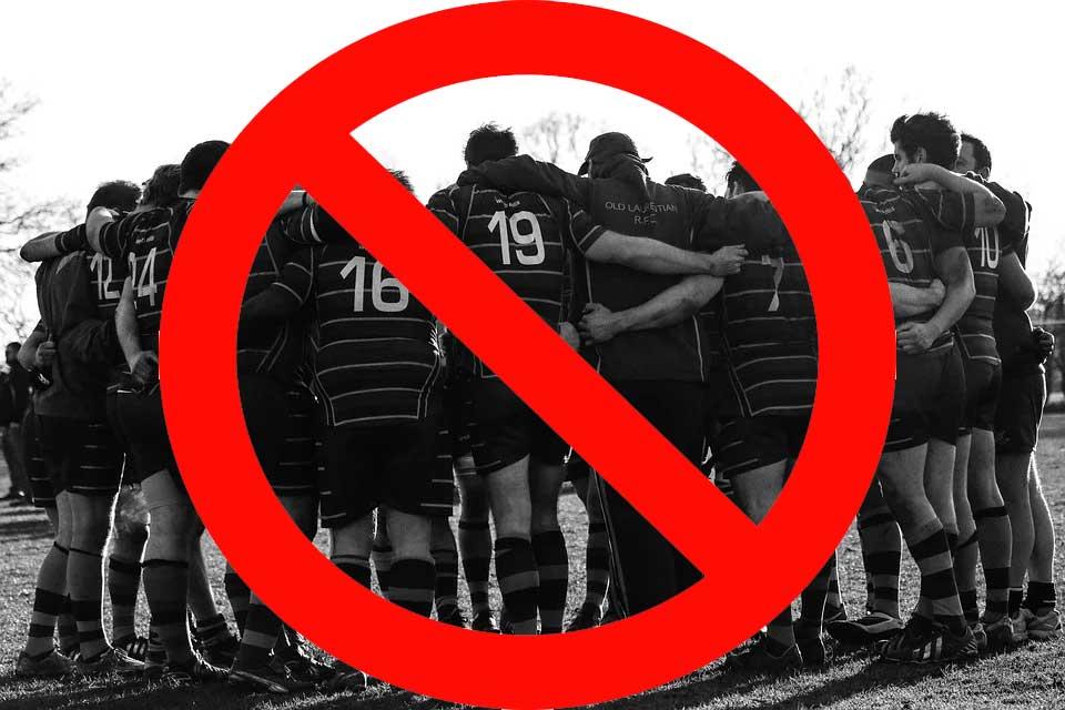 Rugby Amateur, le Stade 3, une parodie